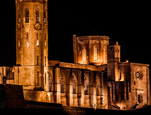 Hoteles en Lleida: crece un 4% el turismo