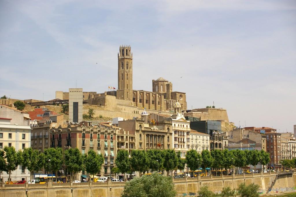 Los Hoteles en Lleida incrementan el número de pernoctaciones respecto al año anterior