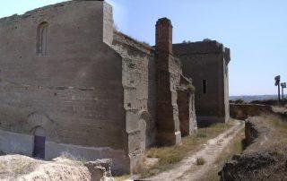 castillo de gardeny lleida